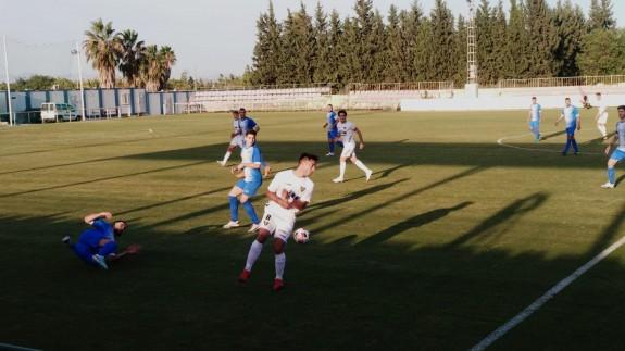 Empate entre UCAM Murcia B y Plus Ultra| 1-1