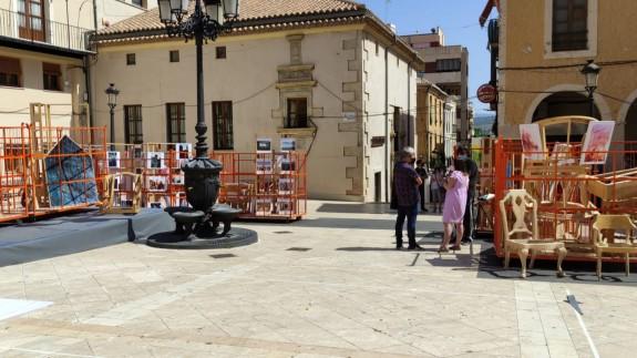 EL ROMPEOLAS. Festival de Arte y Arquitectura (C)reacción en Yecla
