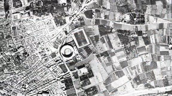 Barrio de Santa Eulalia, Murcia (1929)