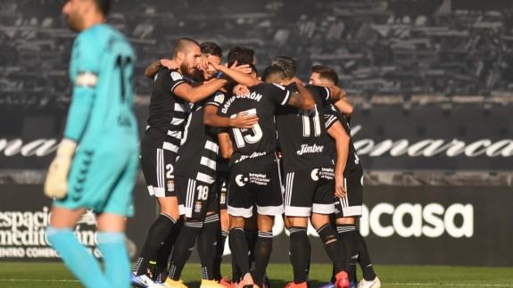 Rubén Castro lidera a un gran Cartagena que se coloca en playoff| 3-1