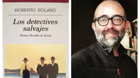 """LA ÚLTIMA NOCHE. El rincón de la lectura con José Daniel Espejo: """"Los detectives salvajes"""""""