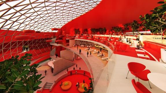 """VIVA LA RADIO. Pretexto sonoro. Arte y tecnología en el """"Museo del Tomate"""" en Taiyuan, (China)"""