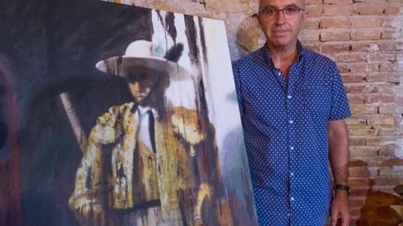 LA RADIO DEL SIGLO. Entrevista. Esteban Bernal, autor del cartel de la feria taurina de Murcia