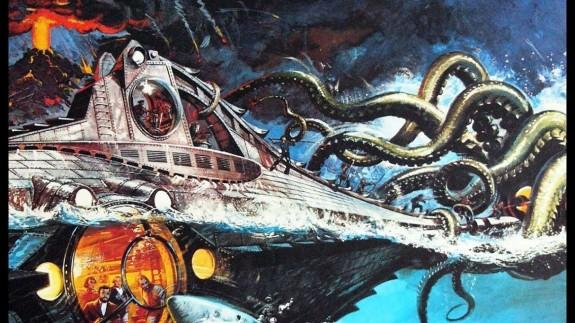 NOCHE ABIERTA. El clasicazo. '20.000 leguas de viaje submarino' (1954)