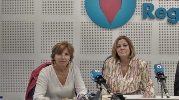 Maria José Terol y Marién Gómez, de ON OFF Parkinson