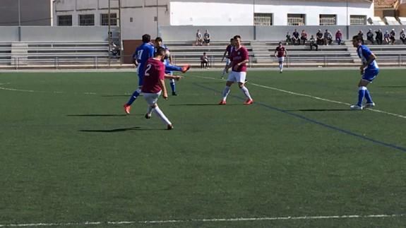 Tercera División. La Unión, 0 - Estudiantes de Murcia, 1