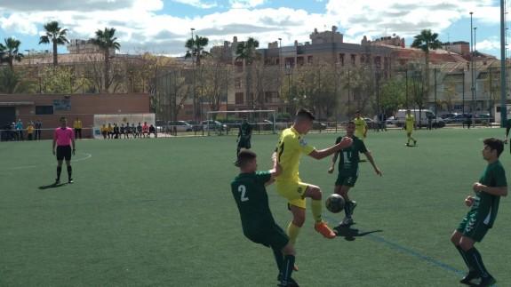 El Ranero cae 0-3 ante el Villarreal