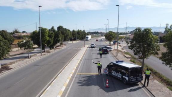Interponen en la última semana 158 denuncias por no respetar las medidas restrictivas en Lorca
