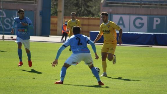 Jordi Sánchez rescata un empate para el UCAM Murcia (1-1)