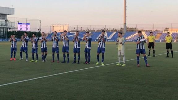El Lorca Deportiva sigue esperando a que le validen el ascenso a Segunda División B