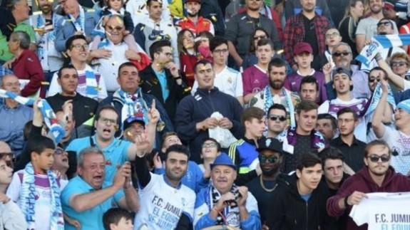 El FC Jumilla quiere crear un gran ambiente en el Uva Monastrell para intentar lograr la permanencia.