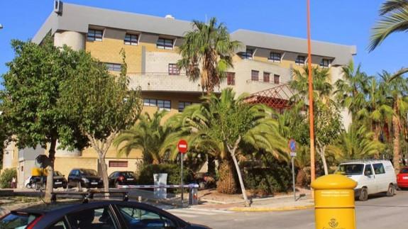 Edificio Rector Soler del Campus de Espinardo, Universidad de Murcia