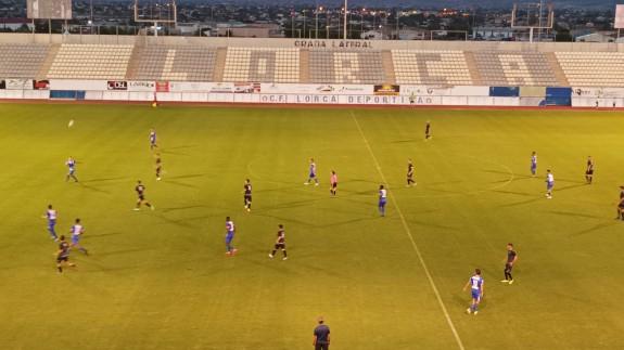 La Unión remonta y se lleva los tres puntos ante el Lorca Deportiva (1-2)