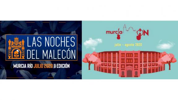 PLAZA PÚBLICA. Propuestas de Ocio con María Camacho: Conciertos con 'Las noches del Malecón' y 'Murcia On'