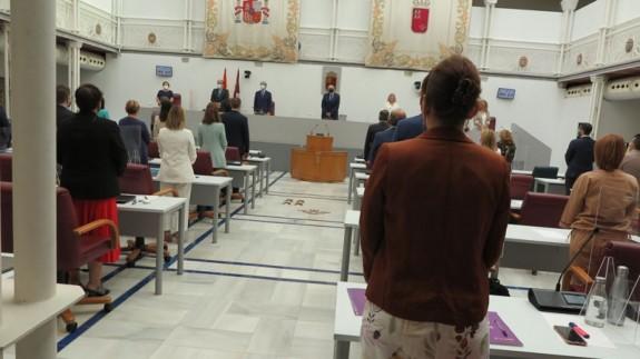 GALERÍA | Las imágenes del Debate del Estado de la Región