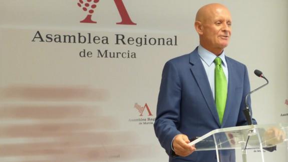 D. Coronado en la Asamblea Regional