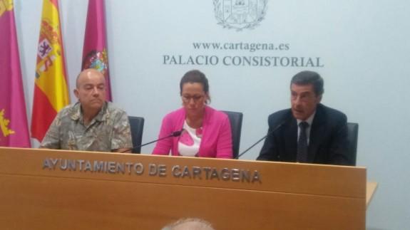 Castejón y Sánchez Solís en rueda de prensa