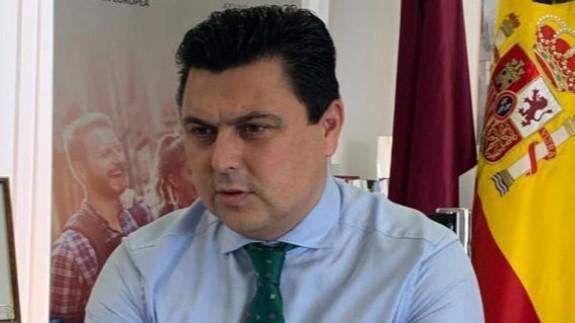 José Miguel Luengo, alcalde de San Javier