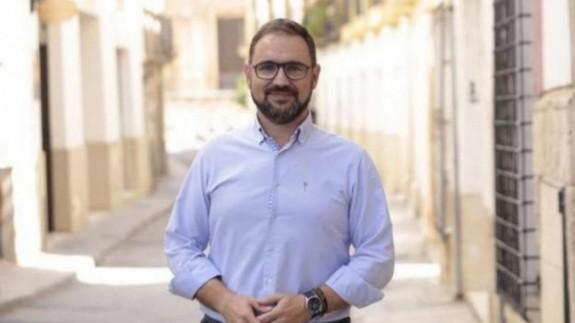 """Diego José Mateos: """"El fútbol lorquino debe unir esfuerzos"""""""