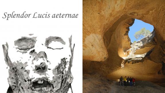 PLAZA PÚBLICA. Propuestas de ocio con María Camacho: Exposición 'Splendor lucis aeternae' y atardecer entre vinos en el Monte Arabí
