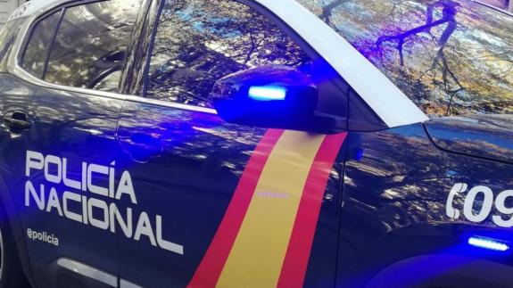 Imagen de archivo vehículo policial