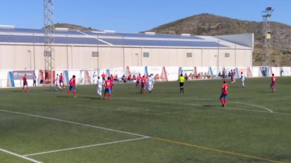 La Minera vence 2-0 al Mazarrón