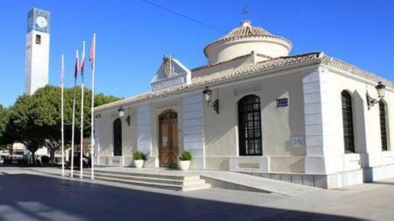 Antigua Casa Consistorial de Torre Pacheco
