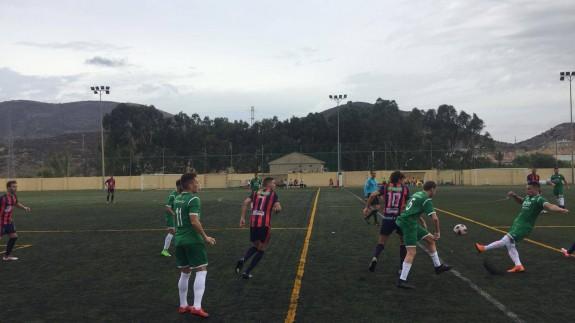 El Churra vence 1-4 a La Minerva