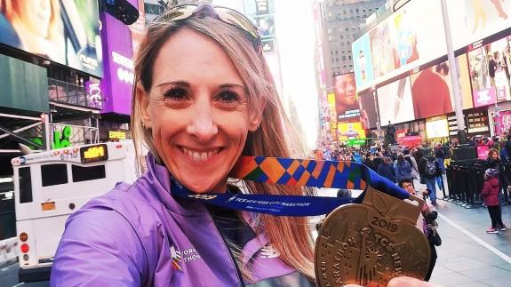 Ellas También Juegan |Hablamos con Beatriz Ríos que corrió la maratón de Nueva York