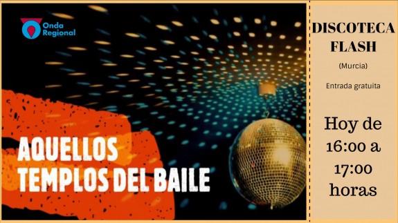 AQUELLOS TEMPLOS DEL BAILE T01C013 Disco Flash