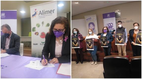 TARDE ABIERTA. Nuevo acuerdo de colaboración con la fundación Alimer destinado a mujeres trabajadoras