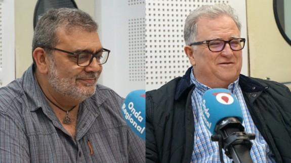 José Ramón Salcedo y Rafael Pacheco Guevara