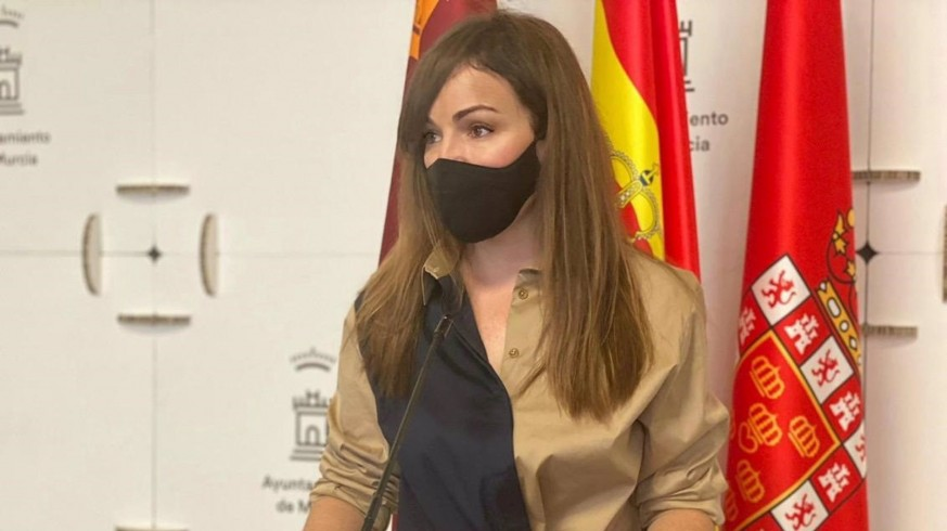 Rebeca Pérez en una imagen de archivo
