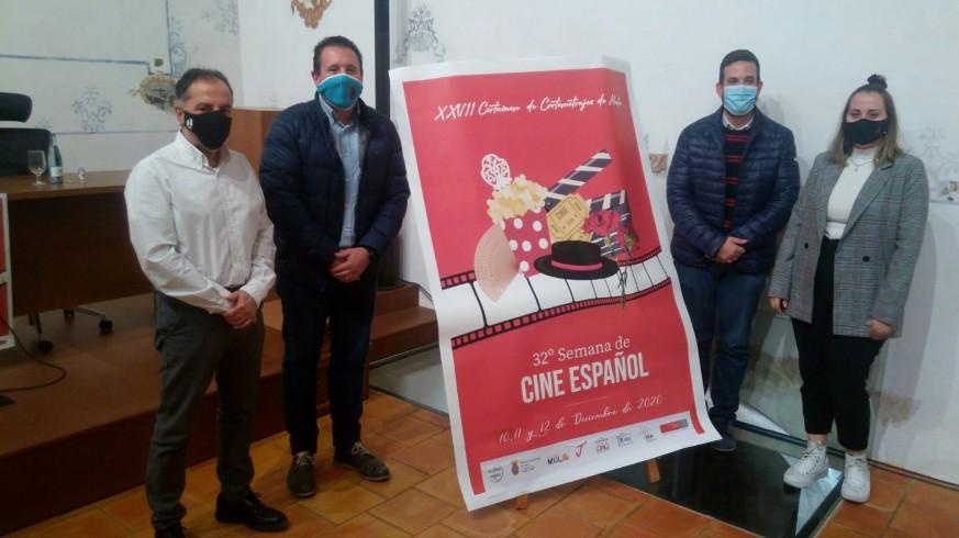 Presentación del Festival del Cine Español de Mula