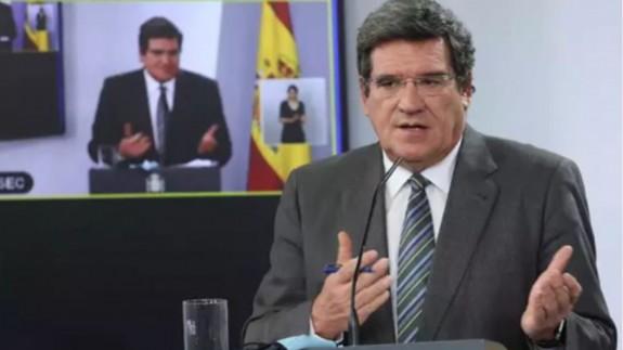 El ministro de Inclusión, Seguridad Social y Migraciones, José Luis Escrivá - Pool - Archivo EP