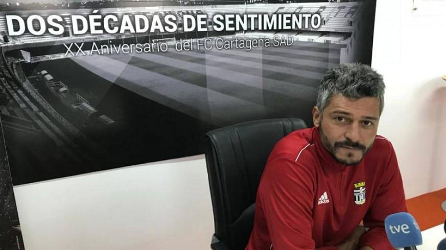 """Gustavo Munúa: """"La fiesta de Nueva Condomina es ya pasado"""""""