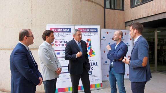 La 'Digital Week' pone foco en la ciberseguridad y las posibilidades de negocio que conlleva la transformación digital