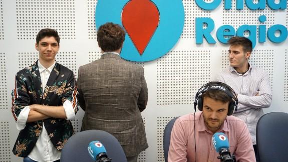 Álvaro Mediavilla, Kiko Torres, Rafael Fernández y Samuel Pérez