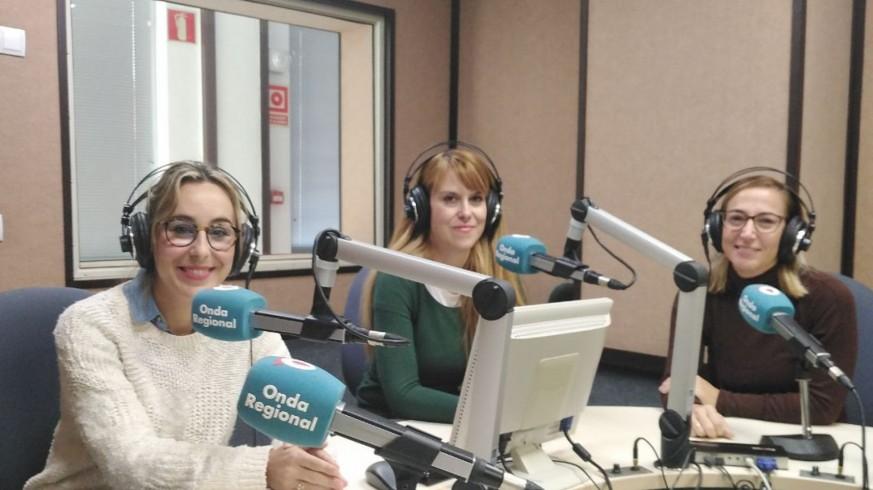 Carolona Ponce y Raquel Fernández en Afectos Especiales