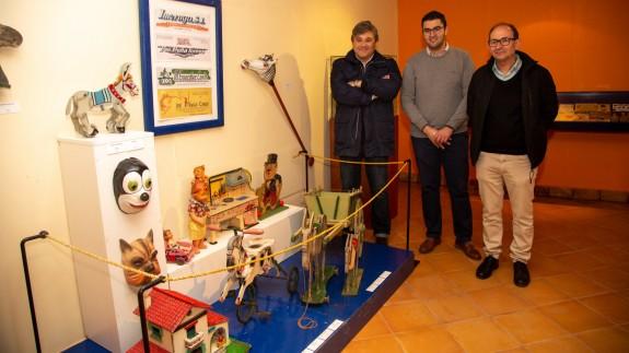 EL ROMPEOLAS. Exposición de juguetes antiguos en Caravaca