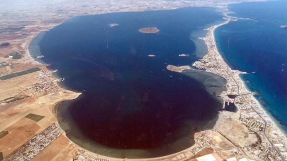 VIVA LA RADIO. Eureka: ciencia y tecnología. La recuperación del Mar Menor... en manos de un invierno lluvioso