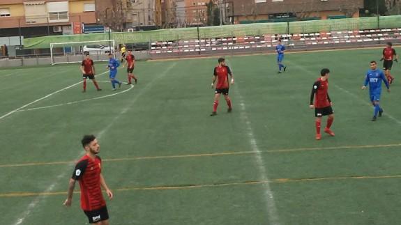 Reparto de puntos entre Ciudad de Murcia y Deportiva Minera| 1-1