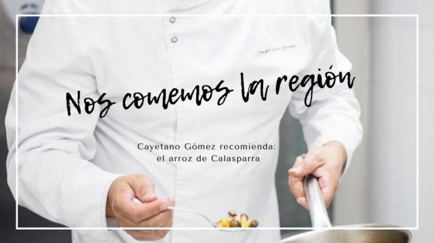 MIRADOR. Nos comemos la región con Cayetano Gómez