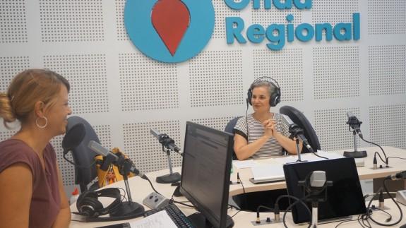 María Jesús Gómez, secretaria de Organización de CCOO