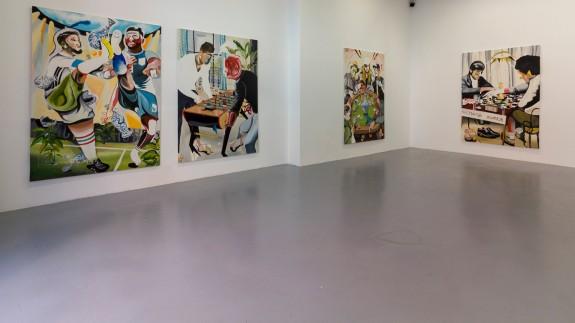Exposición de Yann Leto. Galería T20