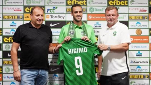 """Higinio: """"Es un sueño poder jugar la previa de la Champions League"""""""