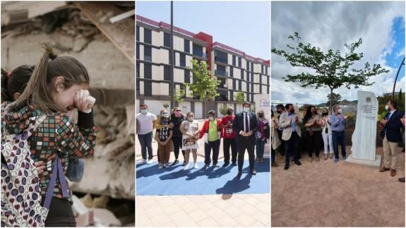 Lorca, un ejemplo de reconstrucción y superación 10 años después de los terremotos