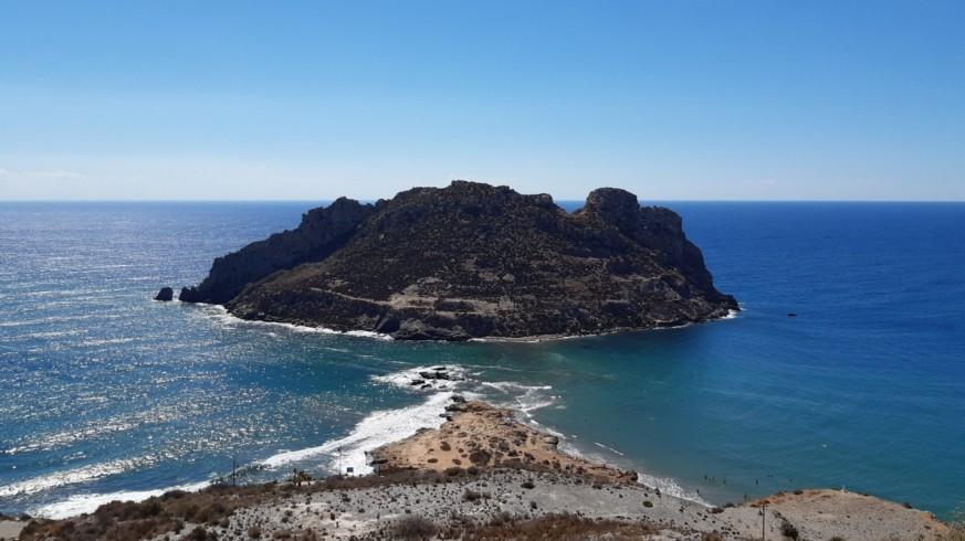 La isla del Fraile