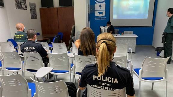 Formación de los agentes en violencia de género