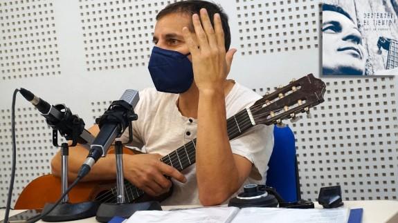 TARDE ABIERTA. David de Gregorio regresa a Murcia con nuevo disco, 'Destensar el tiempo'